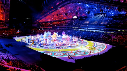 "Opening Ceremony, ""Festivity"""